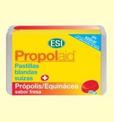 Propolaid Pastilles Blanes Suïsses Sabor Maduixa - Laboratorios ESI - 50 grams