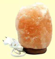 Llum de Sal amb Base Petita - de 2 kg a 4 kg