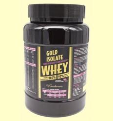 Gold Isolate Whey Crema de Cacauet amb Xocolata - Proteïnes - By Nankervis - 1kg