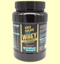 Gold Isolate Whey Capuccino - Proteïnes - By Nankervis - 1kg