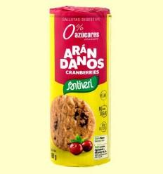 Galetes Digestive Nabius - Santiveri - pack 3 x 190 grams