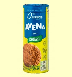 Galetes Digestive Civada - Santiveri - pack 3 x 190 grams