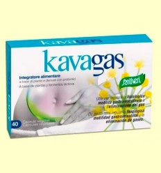 Kavagás - Santiveri - pack 2 x 40 càpsules