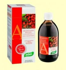 Nabiu Vermell Concentrat - Santiveri - pack 2 x 490 ml
