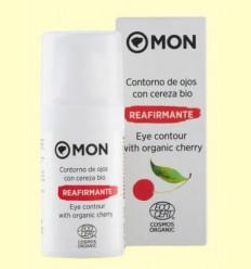 Crema Contorn d'Ulls de Cirera Bio - Mon Deconatur - 15 ml