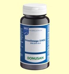 PrimOmega 3 MSC - Bonusan - 60 càpsules
