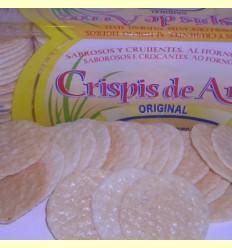 Crispis d'arròs Originals - Int-Salim - 100 grams