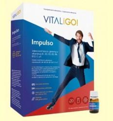Impuls Vital Go - Gelea Reial - Herbora - 20 vials