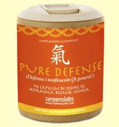 Pure defens - Serpenslabs - 90 càpsules