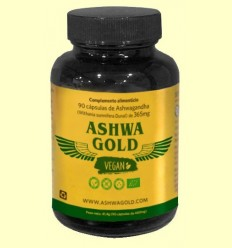 Ashwa Gold Vegan - Serpenslabs - 90 càpsules