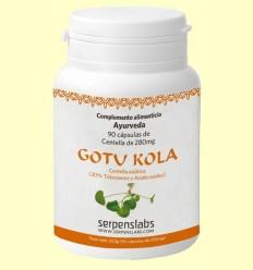 Gotu Kola - Centella Asiàtica - Serpenslabs - 90 càpsules