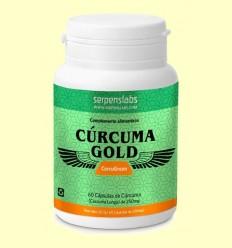 cúrcuma Gold - Serpenslabs - 60 càpsules