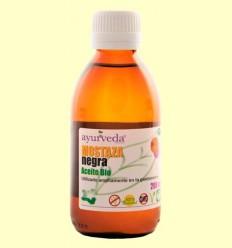 Oli de Mostassa Negra - Ayurveda - 200 ml