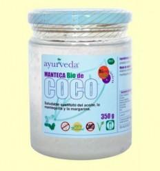 Mantega de Coco Bio - Ayurveda - 350 grams