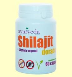 Shilajit Daurat - Ayurveda - 60 càpsules