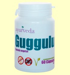guggulu - Ayurveda - 60 càpsules