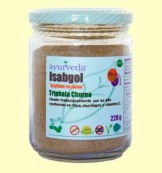 Isabgol amb Triphala Churna - Psyllium en Pols Bio - Ayurveda - 220 grams