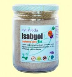 Isabgol - Psyllium en Pols Bio - Ayurveda - 220 grams