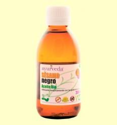 Oli de Sèsam Negre Bio - Ayurveda - 200 ml