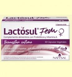 Lactosul Fem - Natysal - 30 càpsules