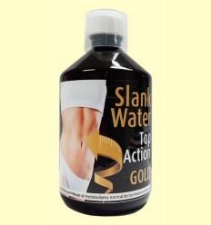 Slank Water Top Action Gold - Espadiet - 500 ml