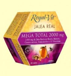 Royal-Vit Mega Total 2000 mg - Dietisa - 20 ampolles