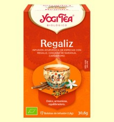 regalèssia Bio - Yogi Tea - 17 infusions