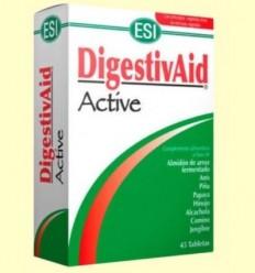 DigestivAid Active - Afavoreix els processos digestius - Laboratorios ESI - 45 pastilles