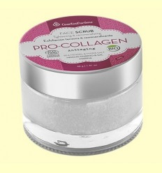 Face Scrub Pro-Collagen Bio - Exfoliant - Esential Aroms - 40 grams