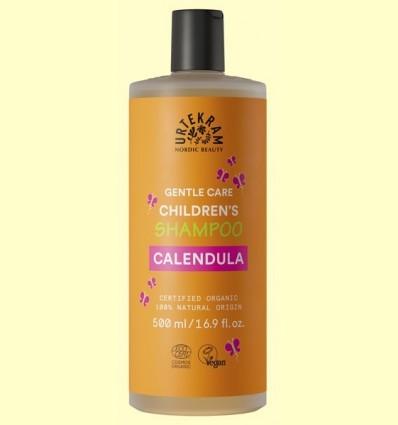 Xampú per a Nens Calèndula - Urtekram - 500 ml