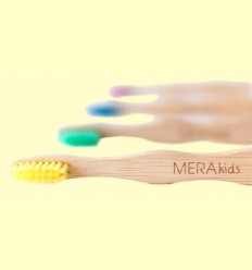 Raspall de Dents de Bambú Nens - Meraki - 1 unitat