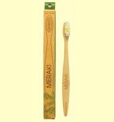 Raspall de Dents de Bambú Suau - Meraki - 1 unitat
