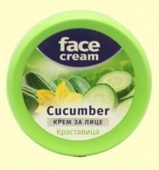 Crema Hidratant Facial de Cogombre - Biofresh - 100 ml
