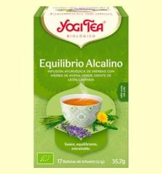 Equilibri Alcalí Bio - Yogi Tea - 17 infusions