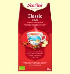 Classic Chai Bio - Yogi Tea - 90 grams