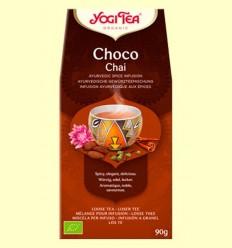 Xoco Chai Bio - Yogi Tea - 90 grams