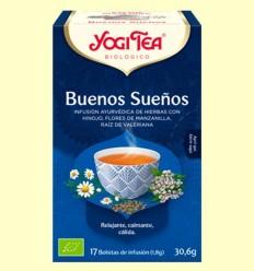 Bons Somnis Bio - Yogi Tea - 17 infusions