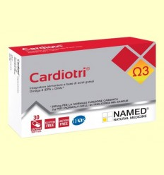 Cardiotri - Named - 30 càpsules de gel
