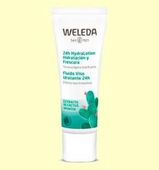 24h HydraLotion Hidratació i Frescor - Weleda - 30 ml