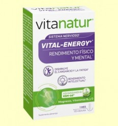 Vital Energy + - Vitanatur - 120 càpsules