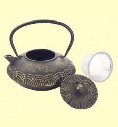 Tetera de Ferro Anhao Negra - Cha Cult - 850 ml