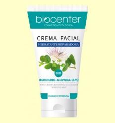 Crema Facial Hidratant Reparadora Bio - Figa Chumbo tàpera Olivera - Biocenter - 75 ml