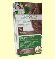 Alkolor Castaño clar 5.0 - Biocenter - 155 ml