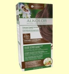 Alkolor Castaño Xocolata 4.5 - Biocenter - 155 ml