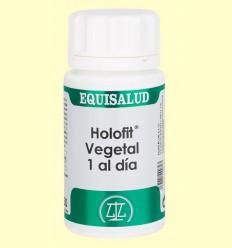 Holofit Vegetal 1 a el Dia - Equisalud - 50 càpsules