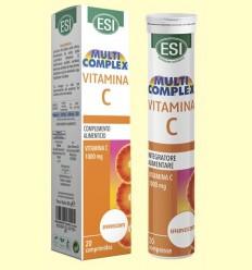 Vitamina C 1000 mg - Laboratorios Esi - 20 comprimits