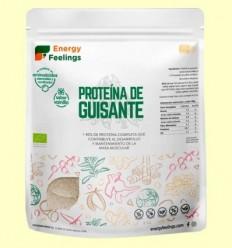 Proteïna de Pèsol Eco Vainilla - Energy Feelings - 1kg