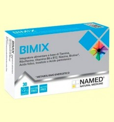 Bimix - Complex de Vitamina B - Named - 30 comprimits