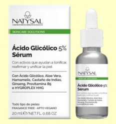 Àcid glicòlic 5% Sèrum - Natysal - 20 ml