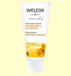Pasta dentrífica de Calendula - Weleda - 75 ml